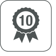 Garantie du moteur jusqu'à 10 ans